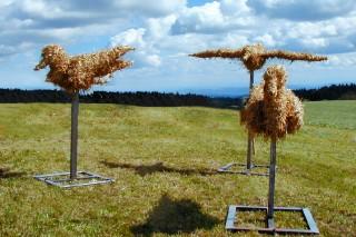 2001 Strohskulpturen Höchenschwand_5